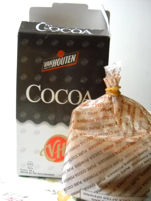 Van Houten Cocoa Powder (90 Gram)