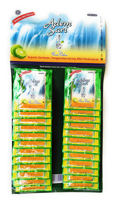 Adem Sari Refreshing Concentrate (24-ct (Hanger))