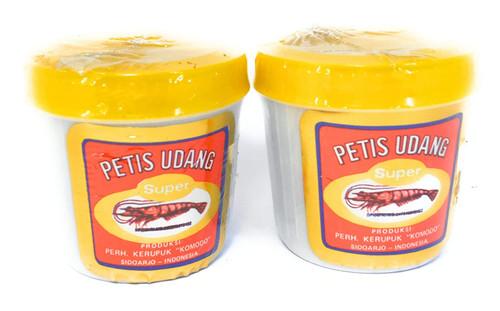 Komodo Petis Udang Super Shrimp Paste, 90 Gram