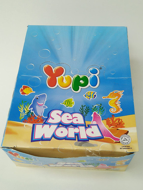 Yupi Gummy Candy Sea World 24-ct ( 1 Box)