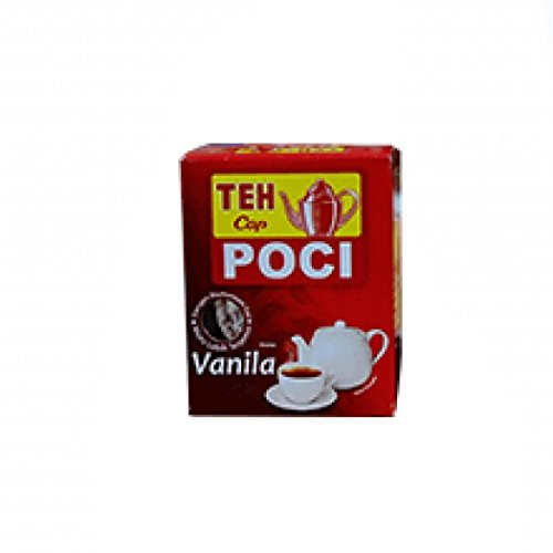 Cap Poci Teh Vanila - Black Tea with Aroma Vanilla Loose, 50 Gram