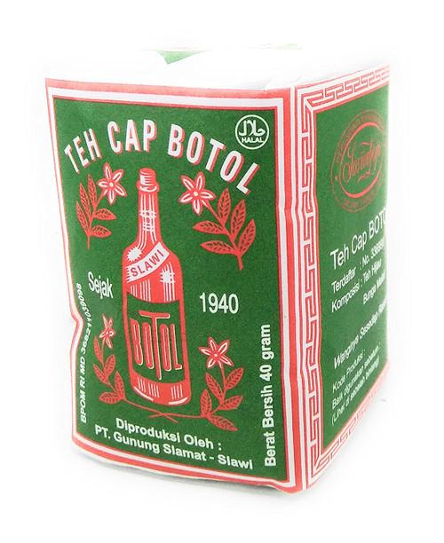 Teh Cap Botol Loose Tea - Green Pack, 1.41 Oz