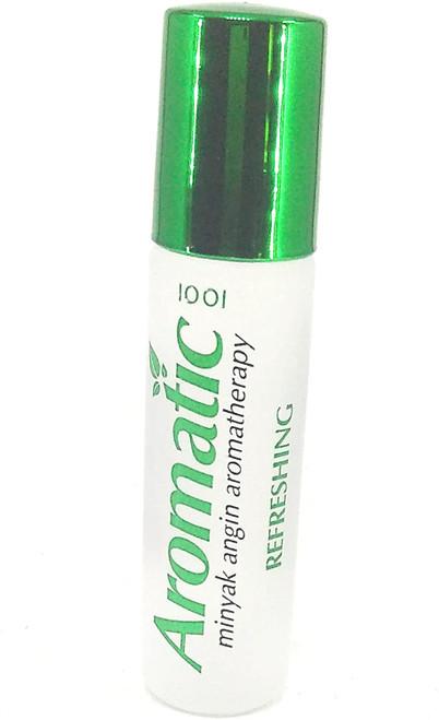 Aromatic 1001 Aromatherapy Oil - Refreshing (with Lemon Oil), 8 Ml