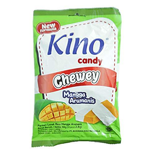 Kino Candy Chewey Mangga Arumanis (Manggo), 98 Gram