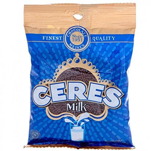 Ceres Hagelslag Rice Chocolate Sprinkle Milk (3.1 Oz)