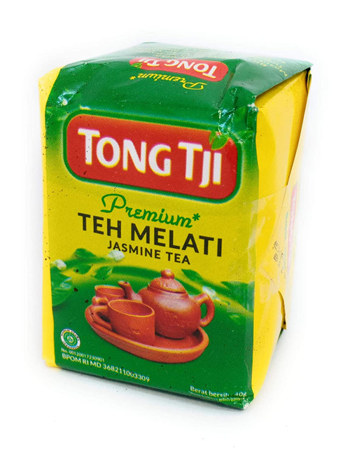 Tong Tji Premium Jasmine Tea, 40 Gram