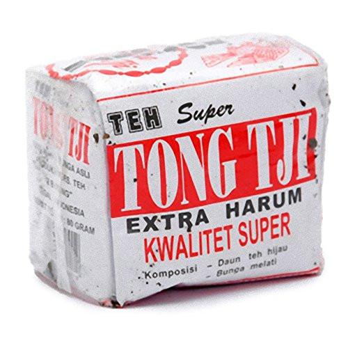 Tong Tji Super Loose Tea, 80 Gram