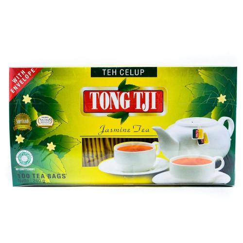Tong Tji jasmine Tea 100-ct, with Envelope