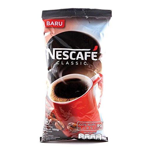 Indonesian Nescafe Classic, 100 Gram