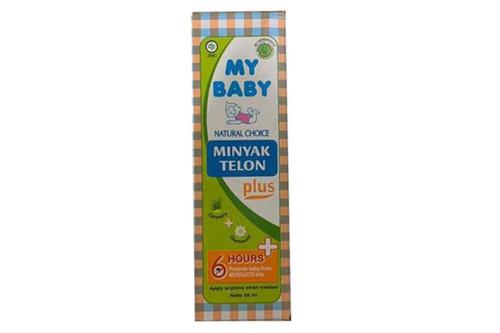 My Baby Minyak Telon - 4.05fl oz