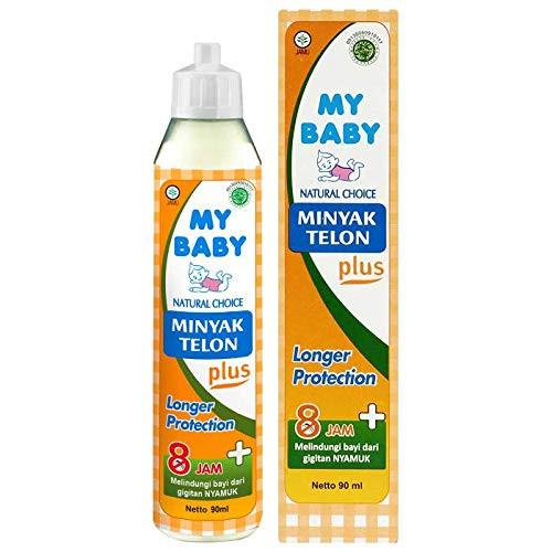 My Baby Minyak Telon Oil Plus -90 ml- 3.03fl oz