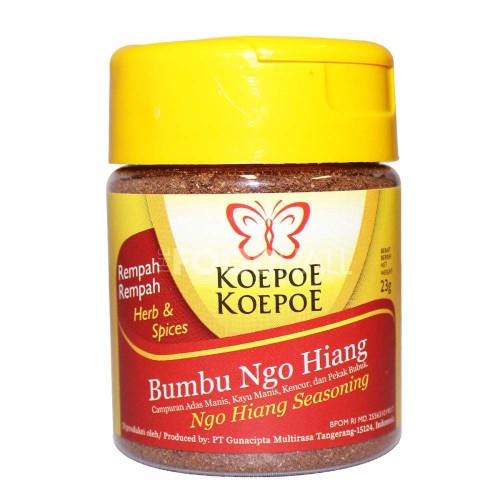 Koepoe Koepoe Ngo Hiang Bubuk, 23 Gram
