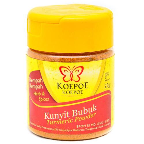 Kunyit (Tumeric Powder) - 0.88oz