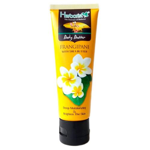 Herborist Body Butter - Frangipani, 80 Gram