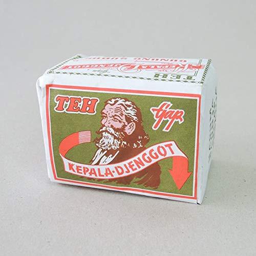Kepala Djenggot Teh bungkus Hijau - Jasmine Loose Tea, 40 Gram