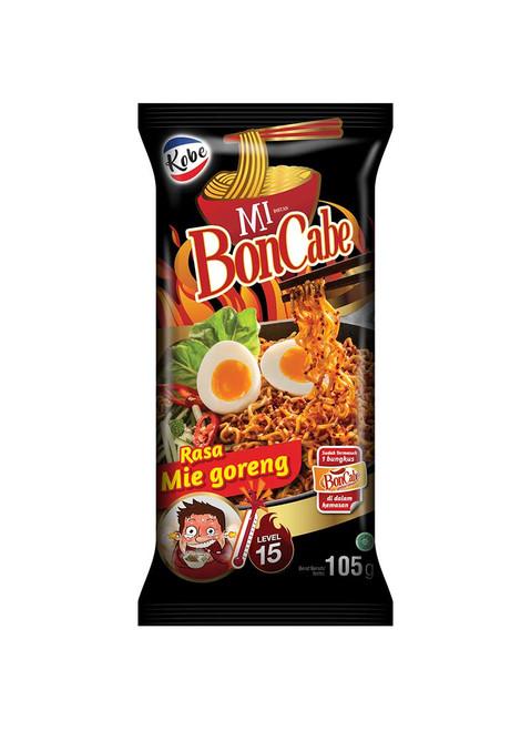 Mie Bon Cabe Noodle Rasa Mie Goreng,  105 Gram