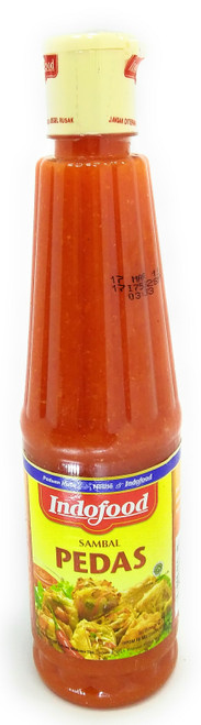 Indofood Sambal Pedas - Hot Sauce, 275 ml