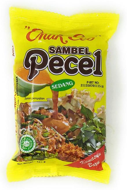 Enak Eco Sambel Pecel - Sedang (Medium), 185 Gram