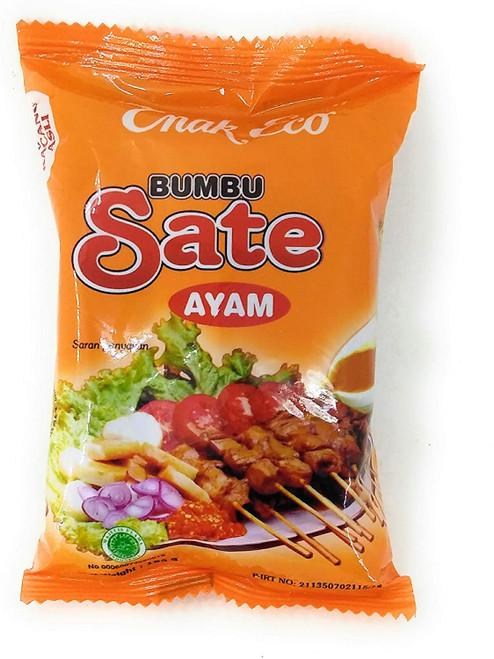 Enak Eco Bumbu Sate Ayam (Chicken Satay Peanut Sauce), 185 Gram