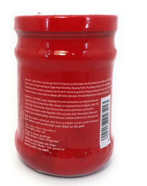 Sasa Sambal Terasi (Shrimp Paste Chili Sauce), 135 Ml