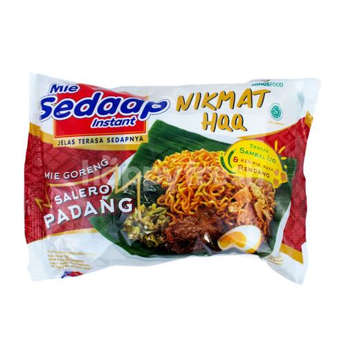 Sedaap Instant Noodle Mi Goreng Salero Padang, 86 Gram (5 pcs)