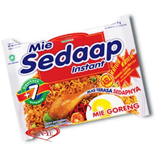 Sedaap Instant Noodle Mi Goreng, 90 Gram (1 pcs)