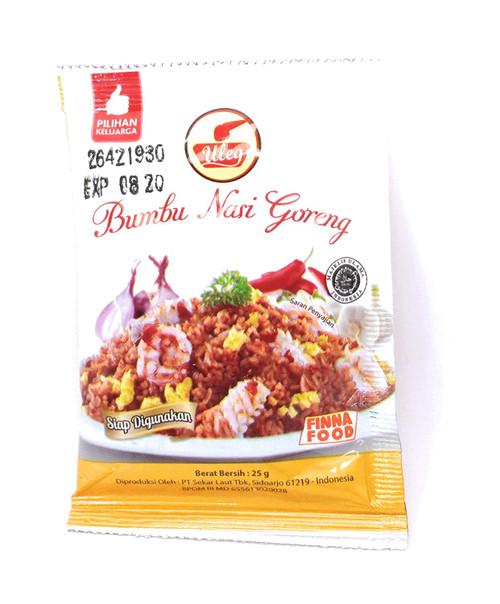 Finna Uleg Bumbu Nasi Goreng (Fried rice Seasoning), 25 Gram (10 Sachets)