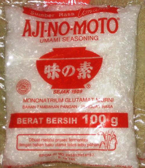 Ajinomoto Mononatrium Glutamat, 3.52 Oz