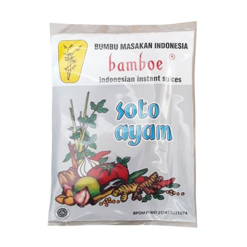 Bamboe Bumbu Instant Soto Ayam (Local Pack), 40 Gram