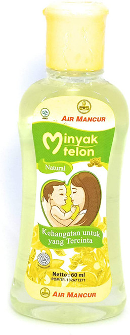 Air Mancur Minyak Telon Oil, 60 Ml
