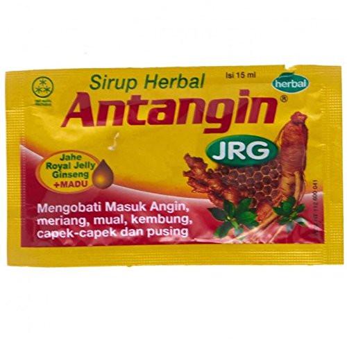 Antangin JRG Herbal Syrup 5-ct, 75 Ml