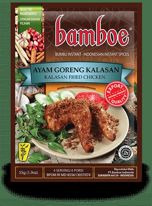 Bamboe Bumbu Ayam Goreng Kalasan (Fried Chicken), 55 Gram