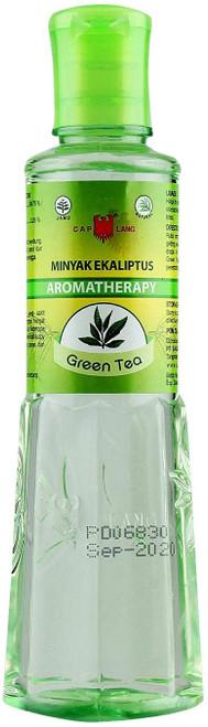Eagle Brand - Cap Lang Eucalyptus Oil Aromatherapy Green Tea, 120ml