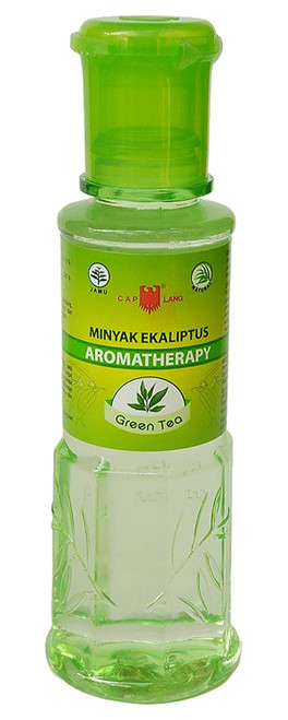 Eagle Brand - Cap Lang Eucalyptus Oil Aromatherapy Green Tea, 60ml