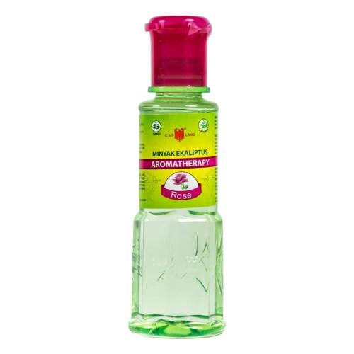 Eagle Brand - Cap Lang Eucalyptus Oil Aromatherapy Rose, 60ml