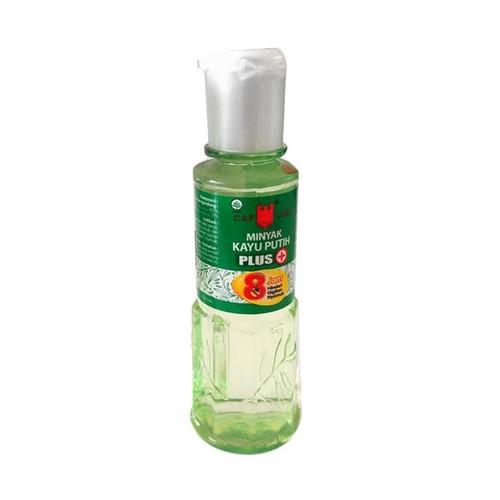 Eagle Brand Minyak Kayu Putih Plus Cajuput Oil, 60 ml
