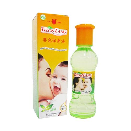 Minyak Telon (Telon Oil) - 2.02oz ,60 ml