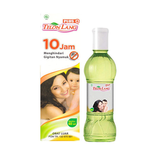 Cap Lang Eagle Brand Telon Lang Plus Oil, 60 Ml