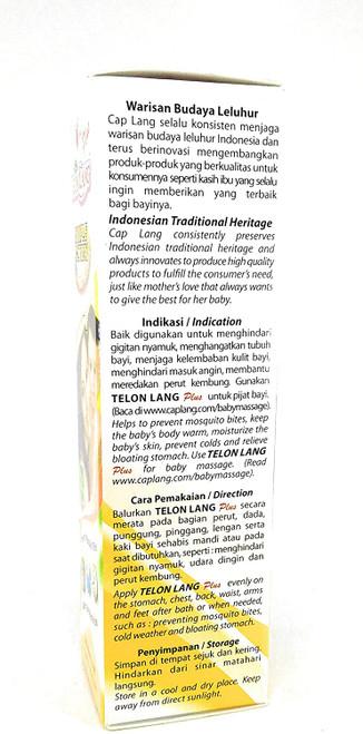 Cap Lang Eagle Brand Telon Lang Plus Oil, 30 Ml