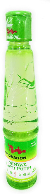 Cap Dragon Minyak Kayu Putih - Cajuput Oil (100ml)