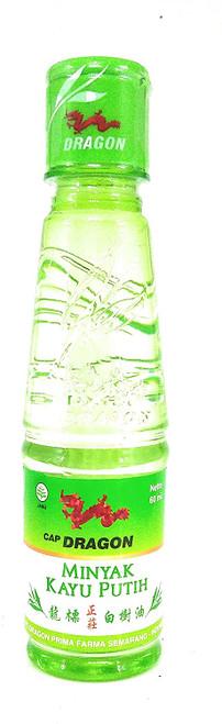 Cap Dragon Minyak Kayu Putih - Cajuput Oil (60ml)