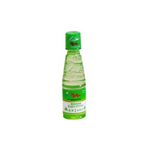 Cap Dragon Minyak Kayu Putih - Cajuput Oil (15ml)