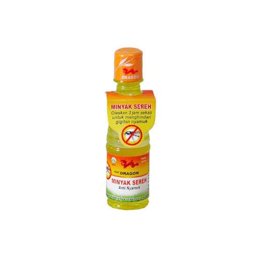 Dragon Minyak Sereh - Citronela Oil, 30 ml