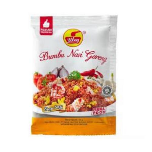 Finna Uleg Bumbu Nasi Goreng (Fried rice Seasoning), 25 Gram