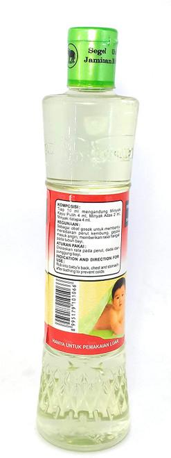 Cap Gajah Minyak Telon (Medicated Baby Oil), 180 ml