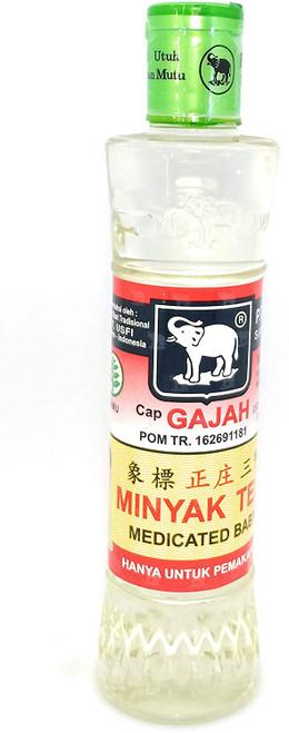Cap Gajah Minyak Telon (Medicated Baby Oil), 120 ml