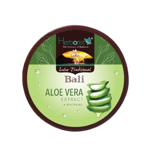 Herborist Lulur Tradisional Bali Aloe vera, 100 gr
