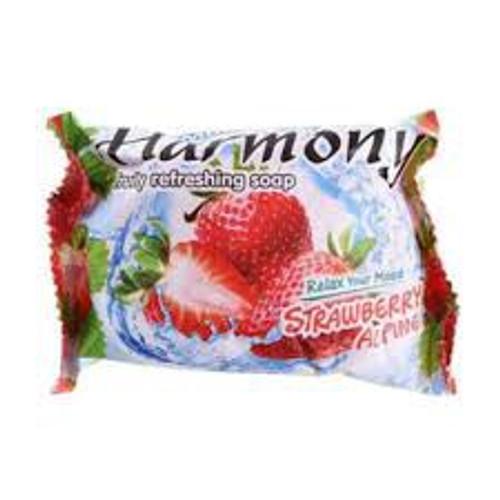 Harmony Fruity Refreshing Soap Strawberry Alpine, 70 gr