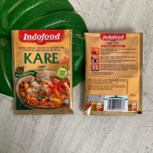 INDOFOOD Bumbu Kare (Curry Mix) - 45 gr (1.6 Oz )