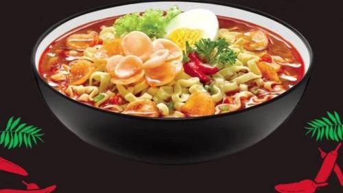 Indomie Hype Abis Rasa Seblak Hot Jeletot, 75 Gram (1 pcs)